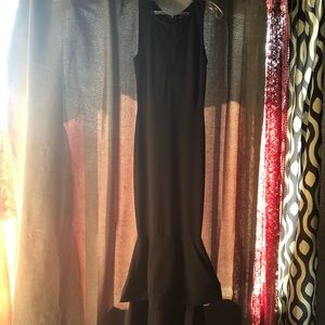 Black Prom/Pageant/Special Occasion Dress